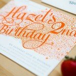 Creative Surprise Invitation