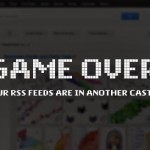 Save your RSS feeds before Google Reader closes!
