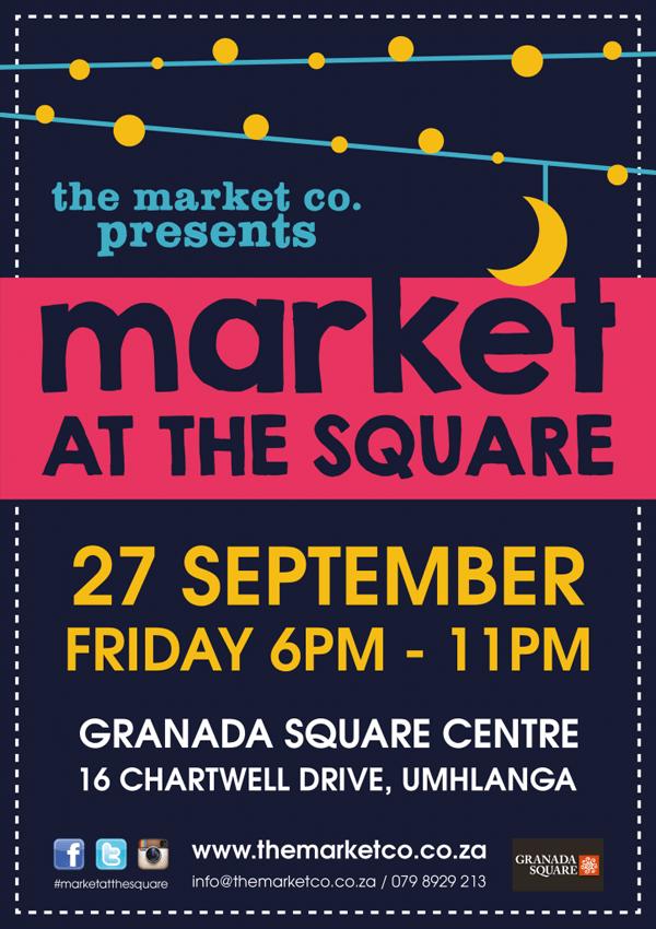 Market at the Square - Granada Square, Umhlanga, Durban