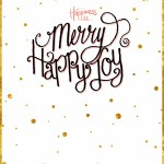 Happy Holidays from Happiness is…
