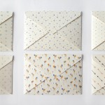 New Stationery Products: Envelope Notebooks