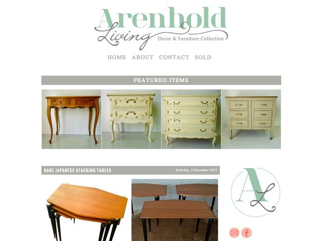 Logo Design for Arenhold Living