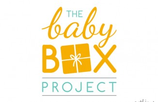 Logo for The Baby Box Project