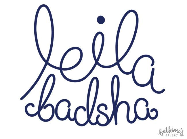 Leila Badsha Logo