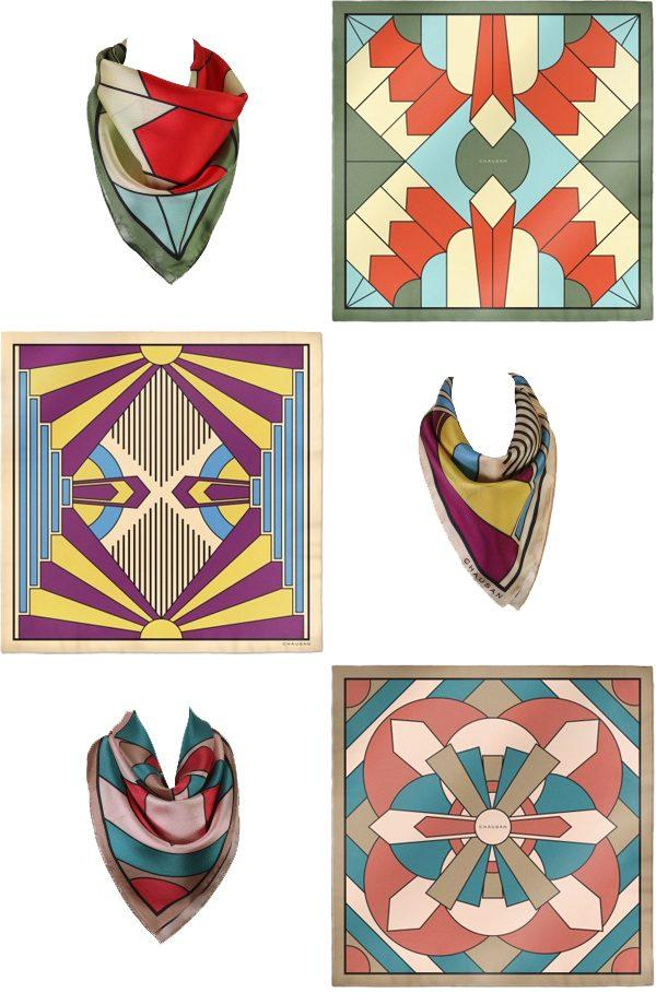 Art Deco Pattern Design